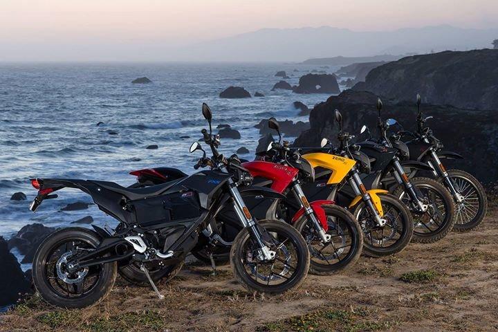 Zero Motorcycles Deutschland cover