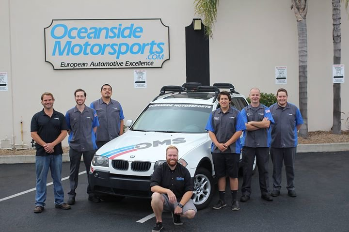 Oceanside Motorsports cover