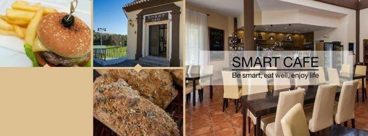 Smart Cafe Marbella cover