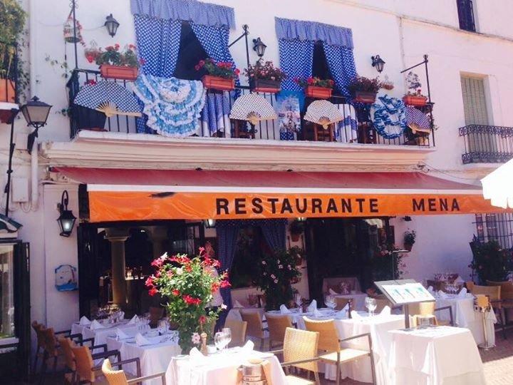 Restaurante MENA cover