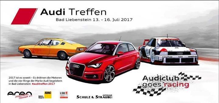Audiclub Altensteiner Oberland e.V. im ADAC cover