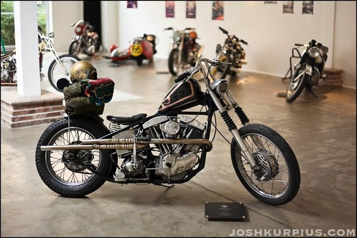 Brooklyn Invitational Custom Motorcycle Show cover