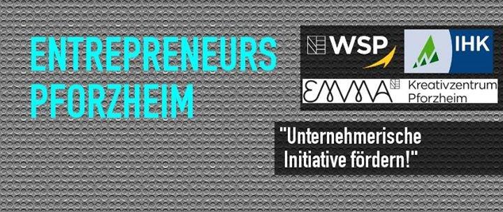 Entrepreneurs Pforzheim cover