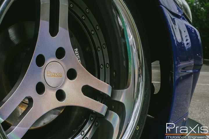 Praxis Motorsport Engineering cover