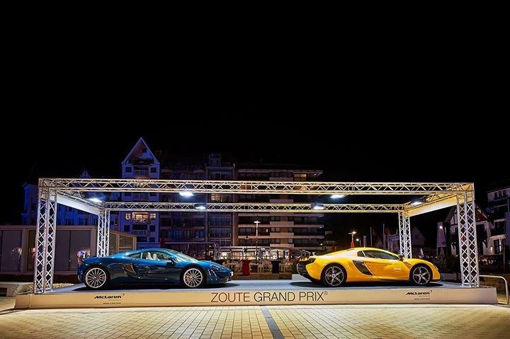 McLaren Brussels cover