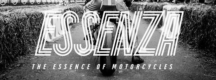 Essenza - The Essence of Motorcycles cover