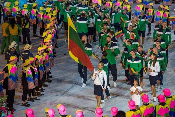 Lietuvos tautinis olimpinis komitetas cover