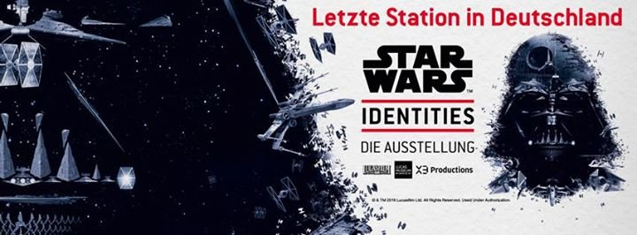 STAR WARS Identities München cover