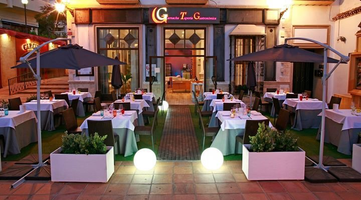 Garnacha Restaurante Tapería Gastronómica cover