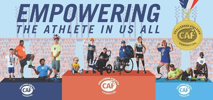 Challenged Athletes Foundation cover