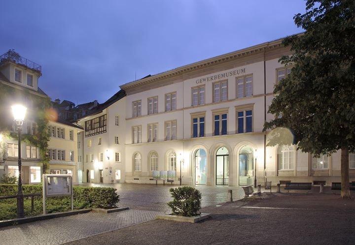 Gewerbemuseum Winterthur cover