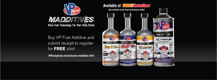 VP Racing Fuels cover