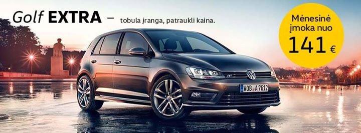 Volkswagen Moller Auto Vilnius cover