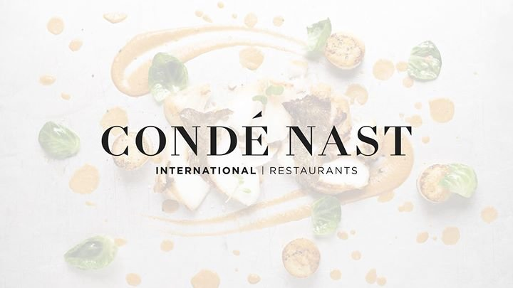 Condé Nast International Restaurants cover