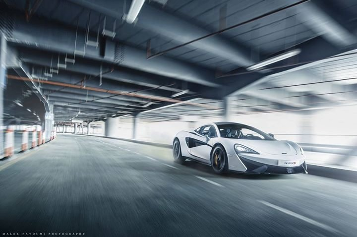 McLaren Frankfurt Stuttgart München cover