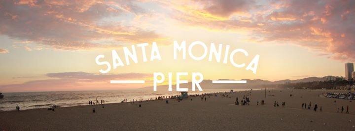 Santa Monica Pier cover