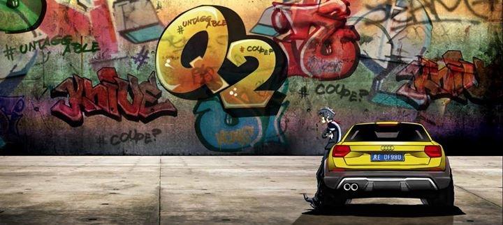 Audi Training Center cover