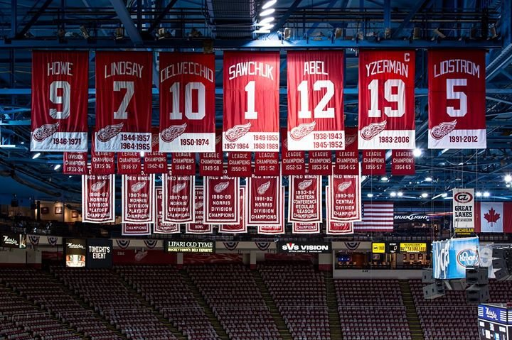 Joe Louis Arena cover