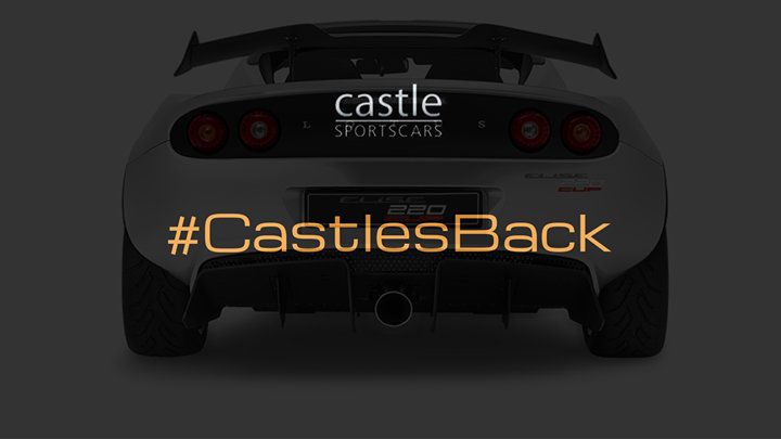 Castle Sports Cars cover