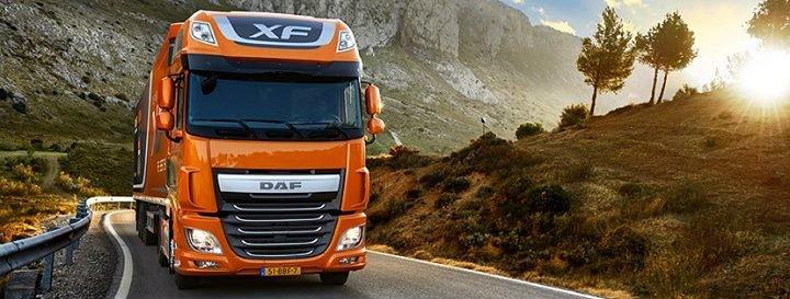 DAF Trucks N.V. cover