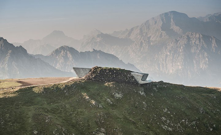 Messner Mountain Museum cover