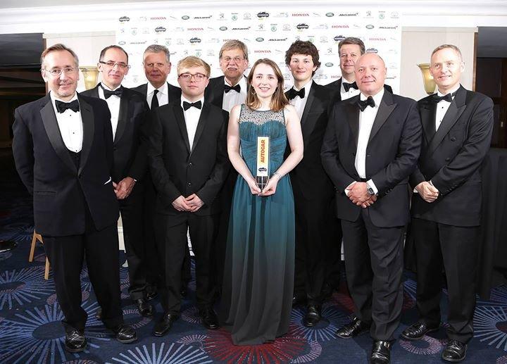 Autocar-Courland Next Generation Award cover