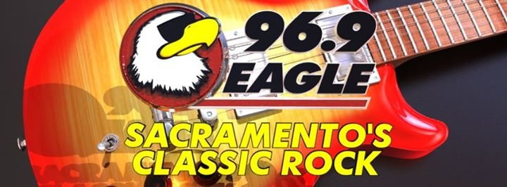 96.9 The Eagle Sacramento cover