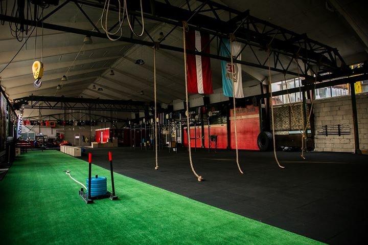 CrossFit 4Life Riga cover