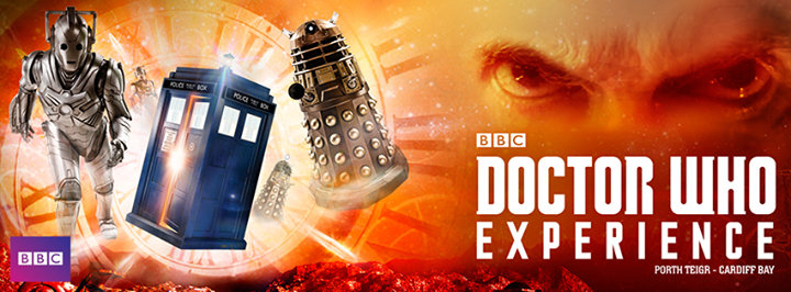 Doctor Who Experience cover