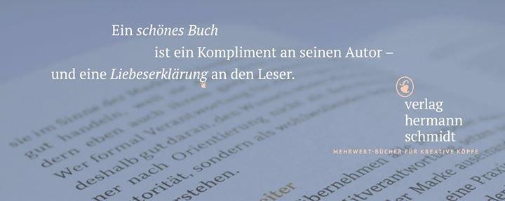 Verlag Hermann Schmidt cover