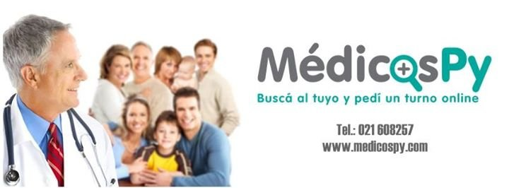 Médicos Py. cover