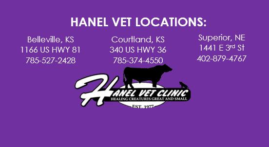 Hanel Veterinary Clinic cover