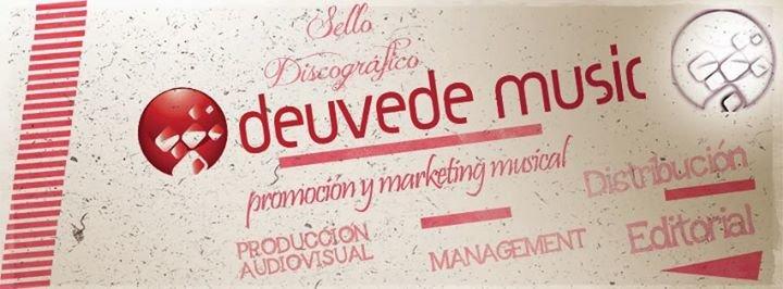 Deuvede Music - Promoción musical cover