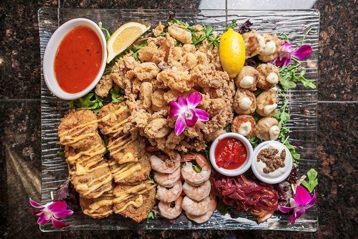 Belford's Savannah Seafood and Steaks cover
