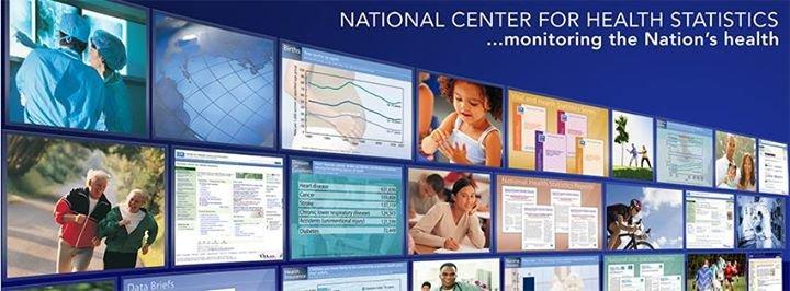 National Center for Health Statistics cover