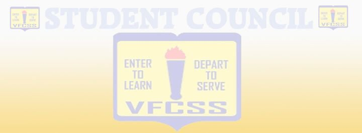 Vieux-Fort Comprehensive Secondary School Students Council cover