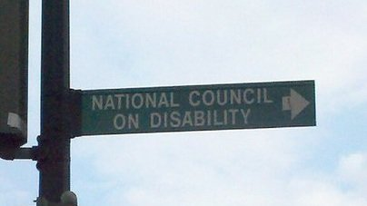 National Council on Disability cover