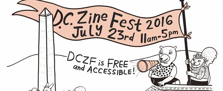 DC Zinefest cover