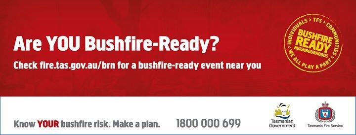 Tasmania Fire Service cover