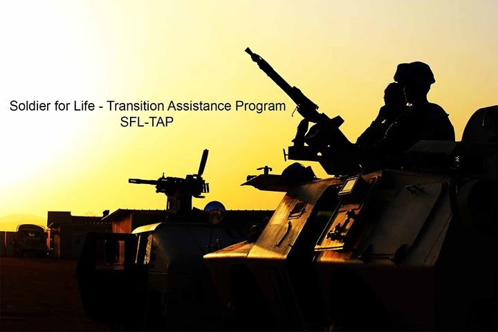 Fort Bliss Soldier for Life - Transition Assistance Program cover