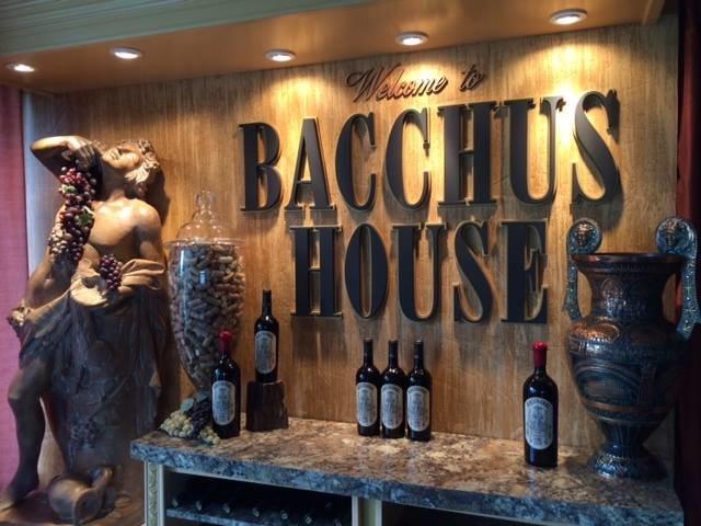 Bacchus House Wine Bar & Bistro cover