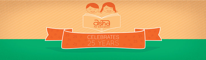 Asha for Education cover