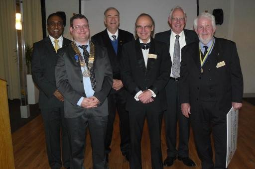 Northcliff Rotary Club cover