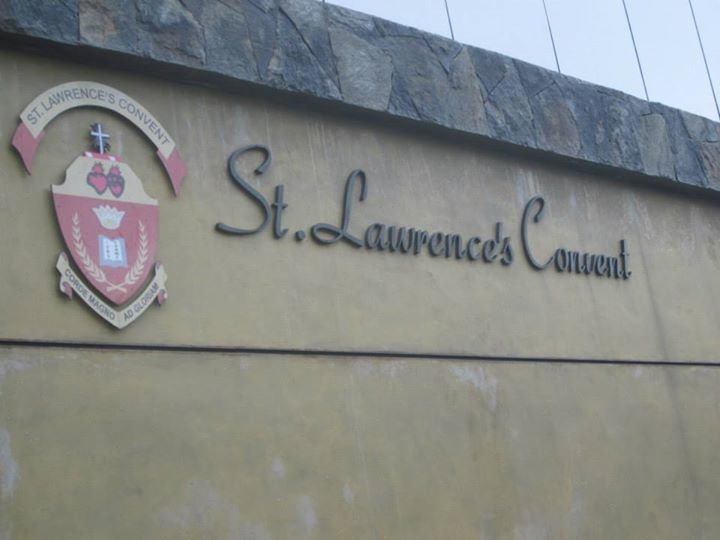 St.Lawrence Convent- Colombo 06 cover
