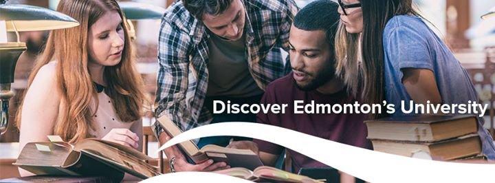 Concordia University of Edmonton cover