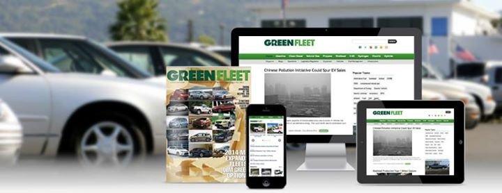 Green Fleet cover