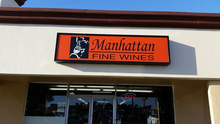 Manhattan Fine Wines cover