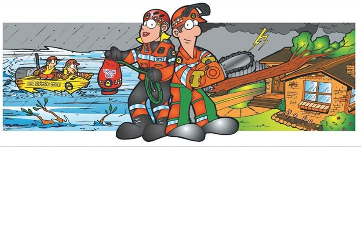 NSW SES Bayside Unit. cover