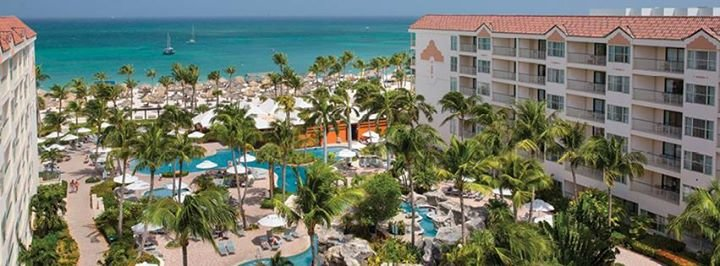 Marriott's Aruba Ocean Club cover