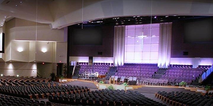 First Baptist Church of Glenarden cover